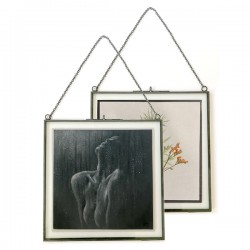 Erotic Wildflower Flip Frame - Shower Love