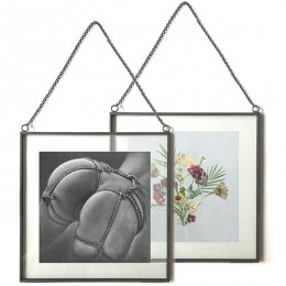 Custom Erotic Wildflower Flip Frames