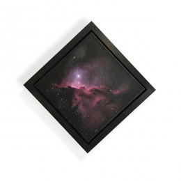 Night Sky Space Painting - Dragons of Ara Nebula