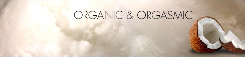 Organic & Orgasmic Coconut Oil Lube
