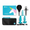 B-Vibe Silicone Anal Plug Training Kit