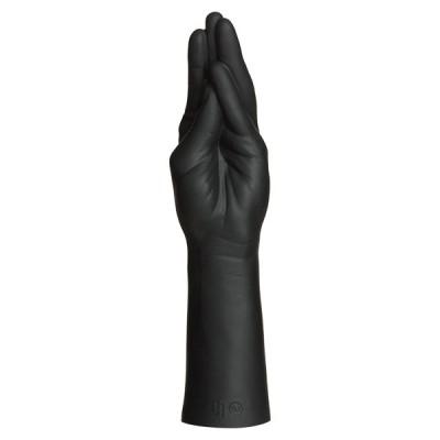 Doc Johnson Dual Density SECONDSKYN™ Silicone Stretching Fist Dildo