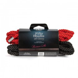 Fifty Shades of Grey Bondage Rope Twin Pack