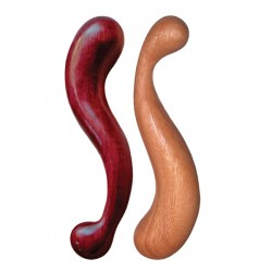 NobEssence Seduction Wood Dildo