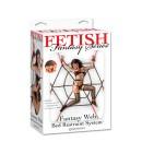 Fetish Fantasy Series Fantasy Web Bed Restraint System