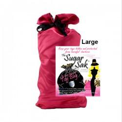 Sugar Sak Anti-Bacterial Sex Toy Storage Bag - Large