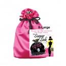 Sugar Sak Anti-Bacterial Sex Toy Storage Bag - Extra Large