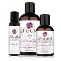 Sliquid Organics Natural Gel Lube