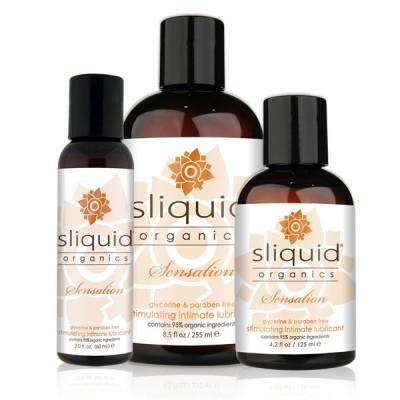Sliquid Organics Sensation Lube