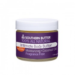 Southern Butter Natural Lube - Fragrance Free