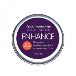 Southern Butter Natural Lube - Stimulating 1 oz Tin