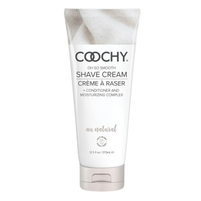 Coochy Shave Creme - Au Natural